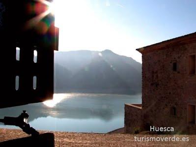 TURISMO VERDE HUESCA. Centro de Vacaciones Ligüerre de Cinca.