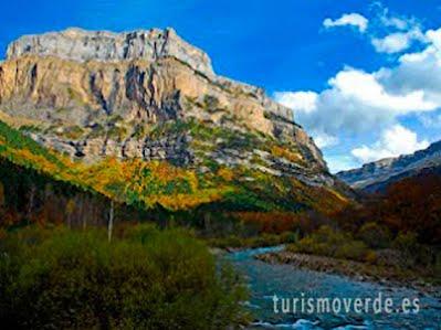 TURISMO VERDE HUESCA. Parque Nacional de Ordesa y Monte Perdido.