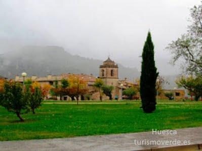 TURISMO VERDE HUESCA. Centro de Vacaciones Ligüerre de Cinca